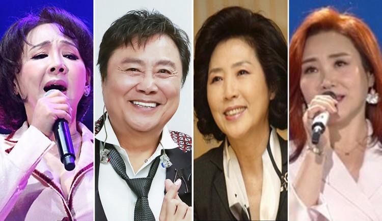 [단독]트롯전국체전 서울, 제주, 경기, 전라 감독 베일 벗었다