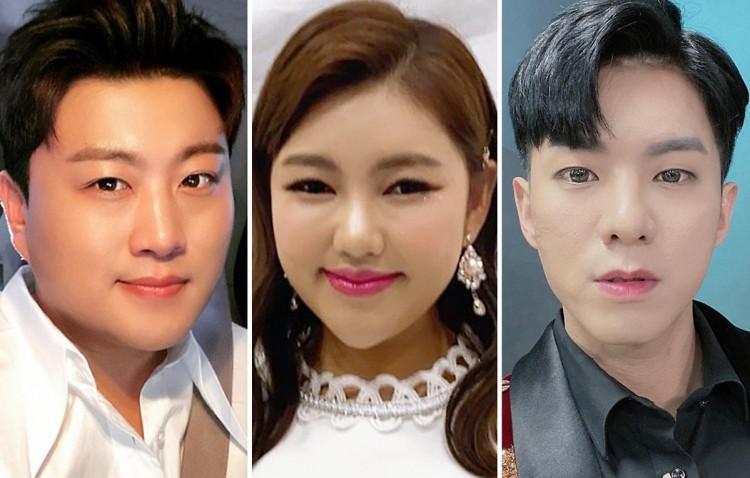 'KBS 트롯전국체전'이 강제소환한 가인, 호중, 태주
