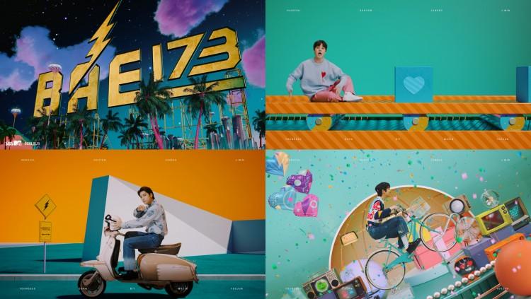 BAE173, 첫 번째 미니앨범 'INTERSECTION : SPARK' 타이틀 곡 '반하겠어' 티저 영상 공개! '기대감 폭발'