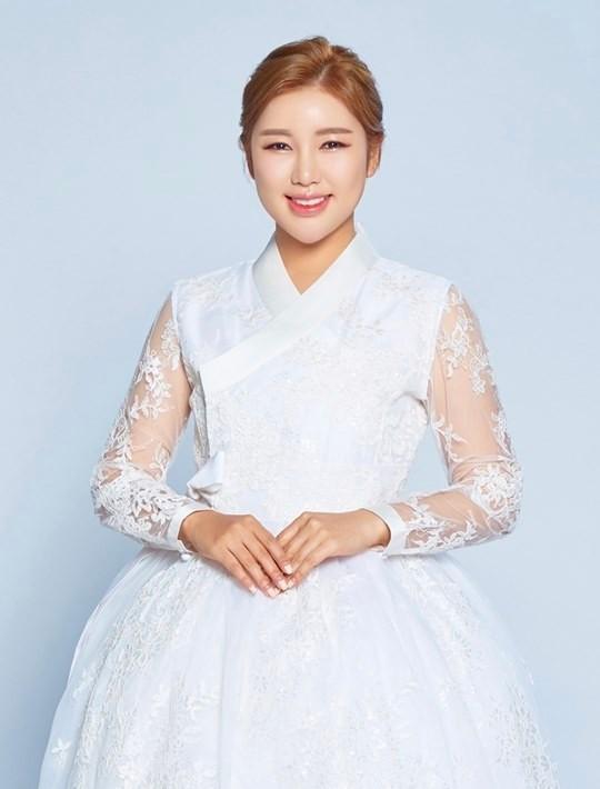 송가인, 한복과 찰떡궁합…신축년 설 인사