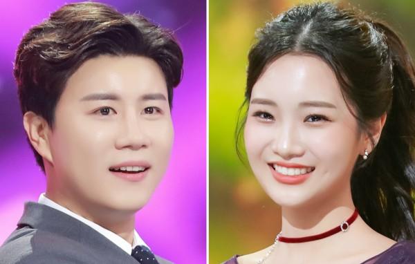 '트로트계 아이유'와 '트로트계 나훈아'의 맞대결!