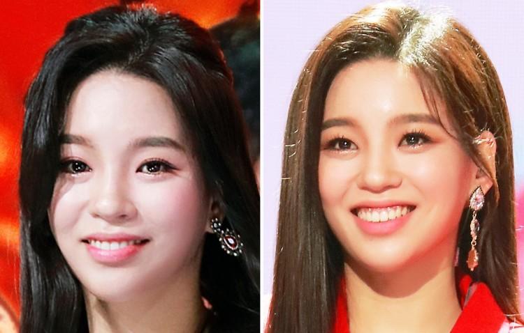 트롯가수 비주얼 1위 '신미래', '매직유랑단' 합류
