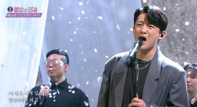 신승태, 절제된 감정→폭발적인 가창력으로 불후의 명곡 우승