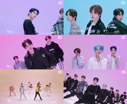 BAE173, BTS→트와이스까지..K팝 댄스 완벽 커버