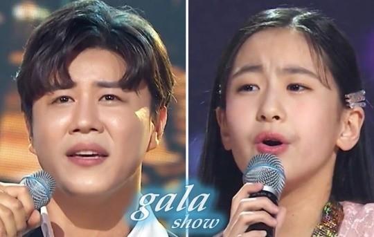 '트롯 전국체전 갈라쇼' TOP8 컬래버 무대 예고..진한 트롯의 맛