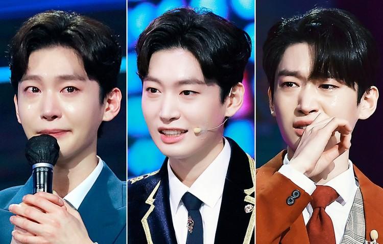 대국민투표로 결승진출 '김용빈' 모두를 울렸다. 1차, 2차, 3차 매순간이 탈락순간이었다.
