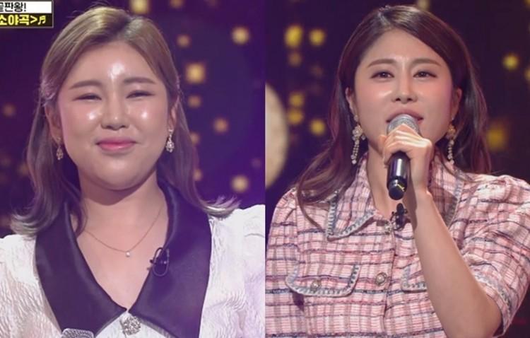 '트롯 매직유랑단' 송가인·김소유, 1년 만에 '애수의 소야곡'으로 컬래버