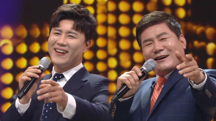 '트롯 매직유랑단' 진해성 X 진성! '안동역에서' 듀엣 영상 선공개!
